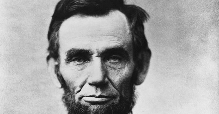 Abraham Lincoln   © Alexander Gardner / WikiCommons