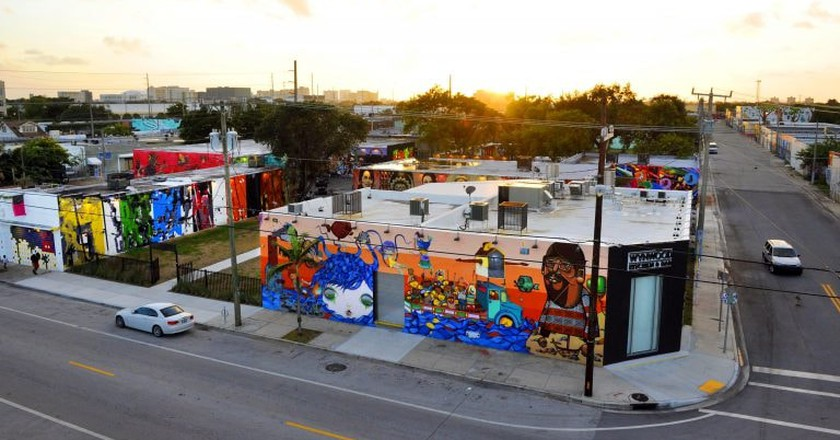 © Monica Quinonez / Courtesy of Wynwood Walls