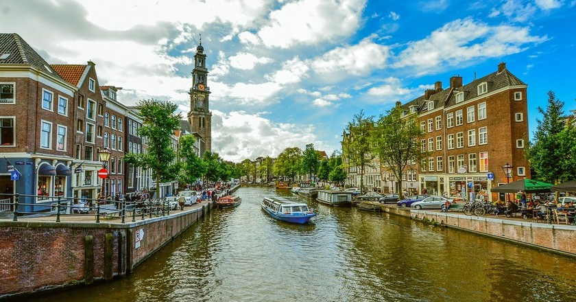 Boat Cruises in Amsterdam You Need to Experience