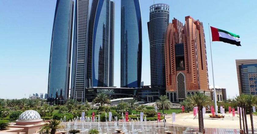 Abu Dhabi   © NGSOFT/Pixabay