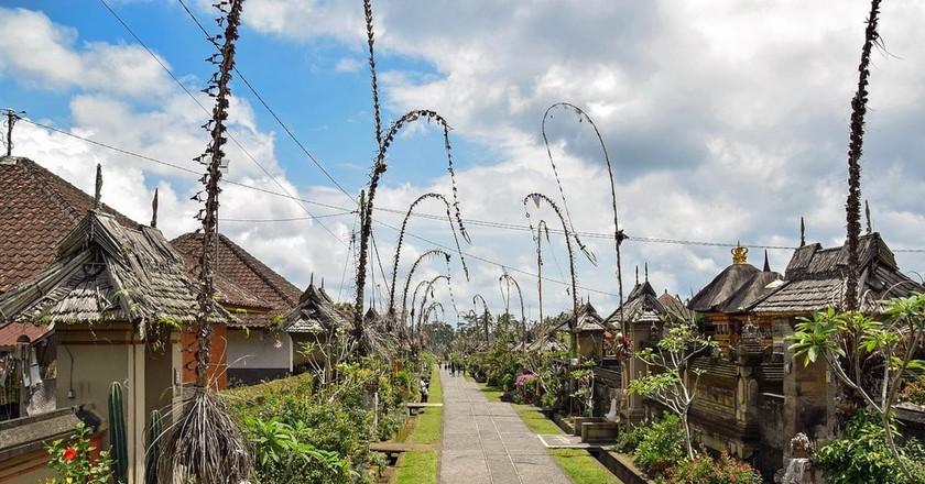 A Balinese Village in preparation of ceremony | © kolibri5/Pixabay