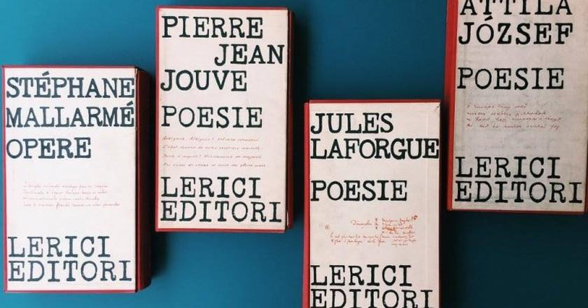 Hungarian poet Attila József 'Poesie' available at Libreria Baravaj   Courtesy Libreria Baravaj