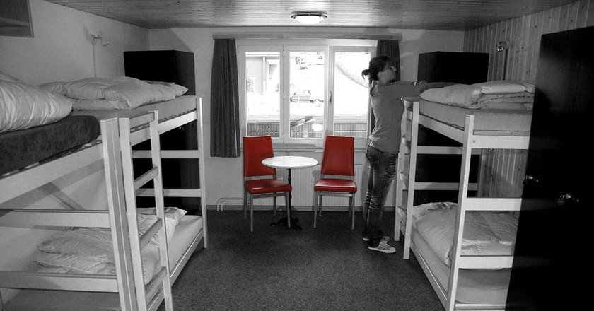 Hostel Room   © Pixabay
