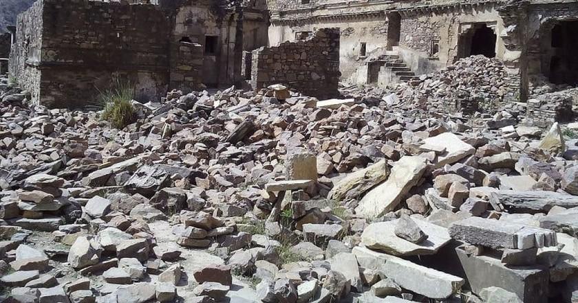 Bhangarh Fort | ©Nidhi Chaudhry / WikiCommons