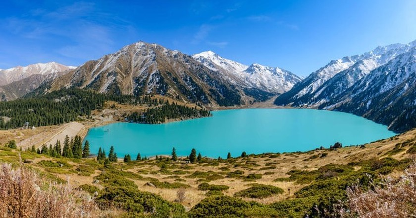 Big Almaty Lake, Kazakhstan | Courtesy of VisitAlmaty