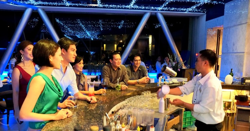 Nightlife in Cebu   Courtesy of Marco Polo Plaza Hotel Cebu
