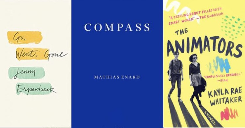 Selected Covers | Courtesy of New Directions, Fitzcarraldo Editions and Penguin Random House