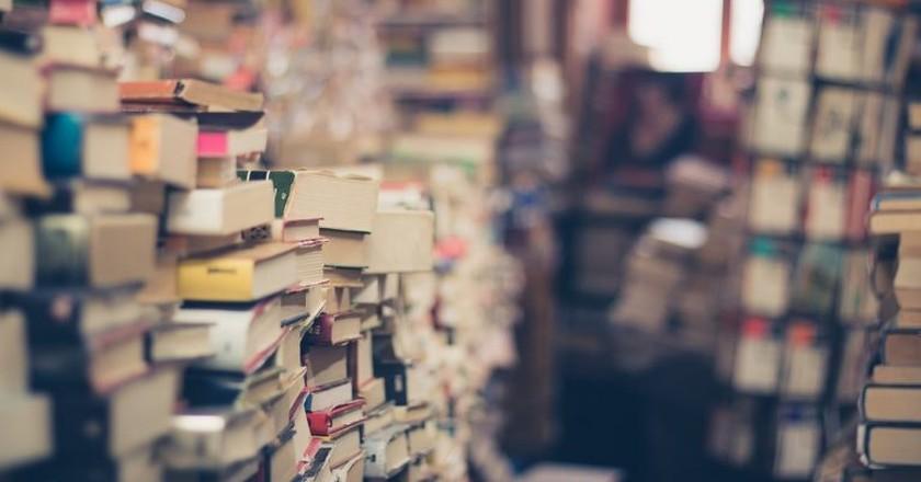 Bookstore. EliFrancis (c) | Pixabay