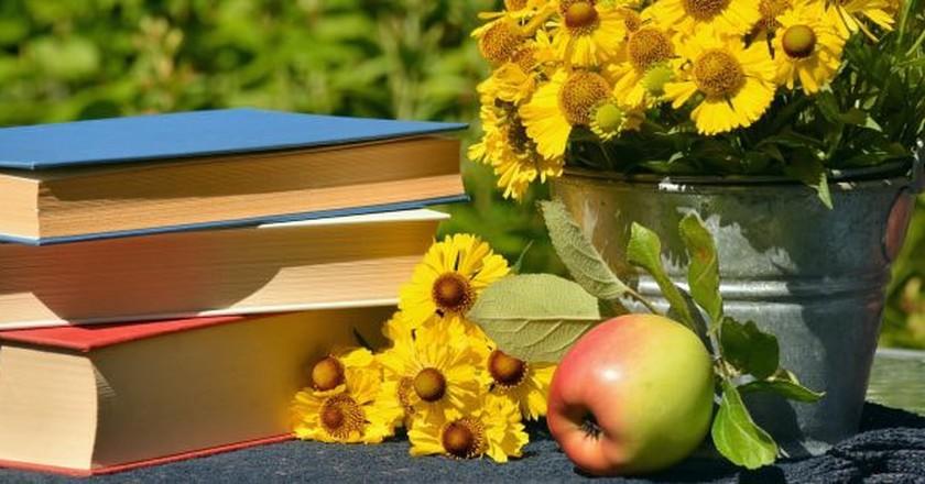 Books | © congerdesign / Pixabay