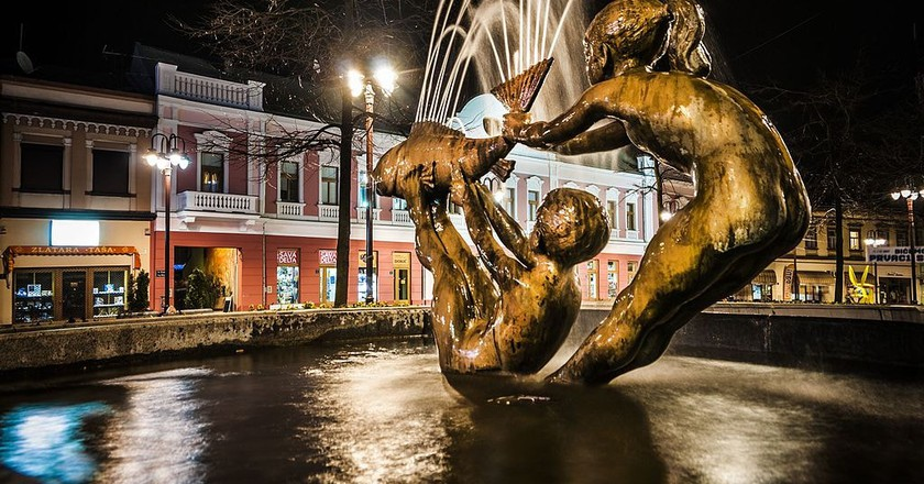 Fontana Mladosti | © Almir Dzanovic/WikiCommons