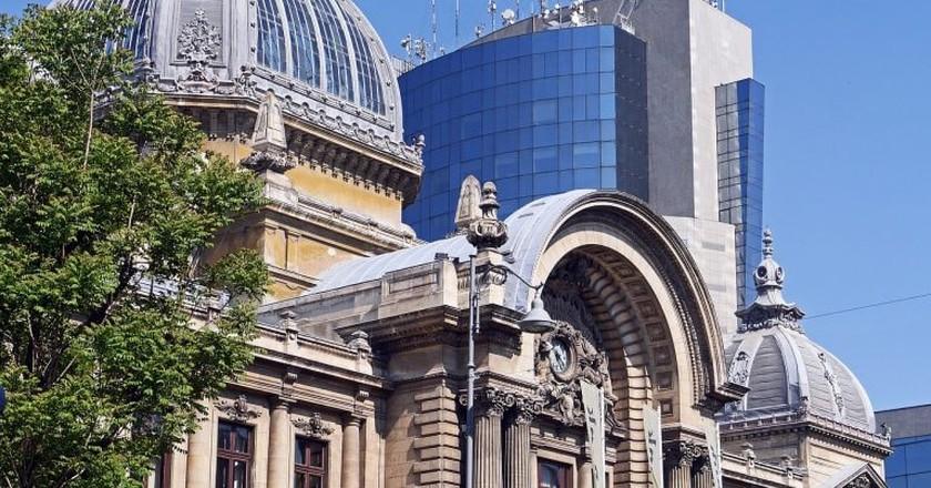 Bucharest skyline © hpgruesen/Pixabay