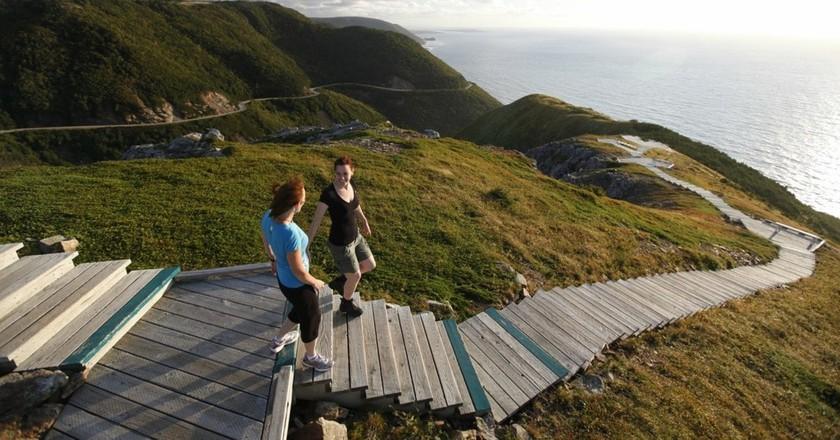 Cape Breton Highlands | ©Nova Scotia Tourism