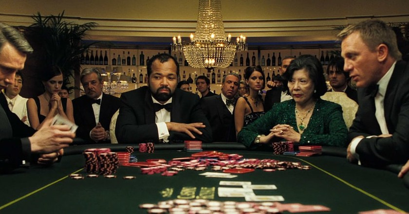 Scene from Casino Royale | Courtesy of IMDB