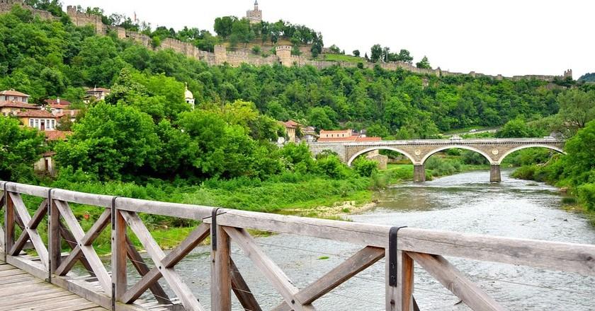 Tsarevets Castle, Veliko Tarnovo   © ravabo/Pixabay