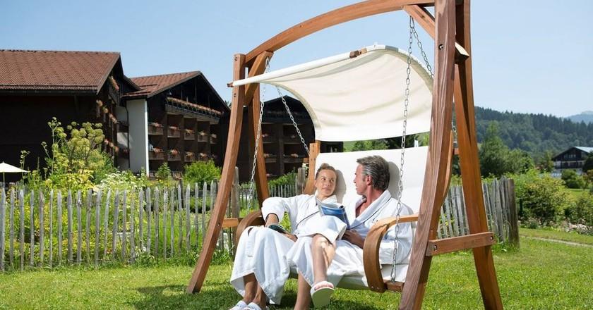 Courtesy of Lindner Parkhotel & Spa Oberstaufen