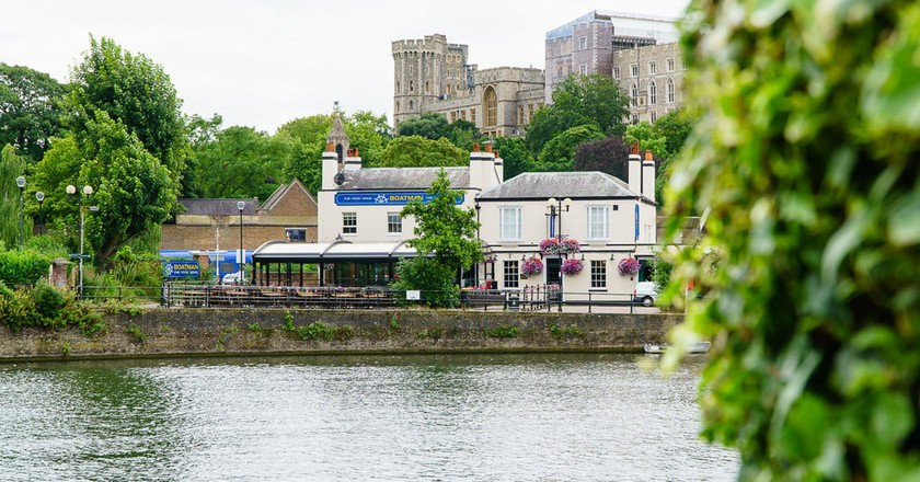 The Best Pubs and Bars in Windsor, England
