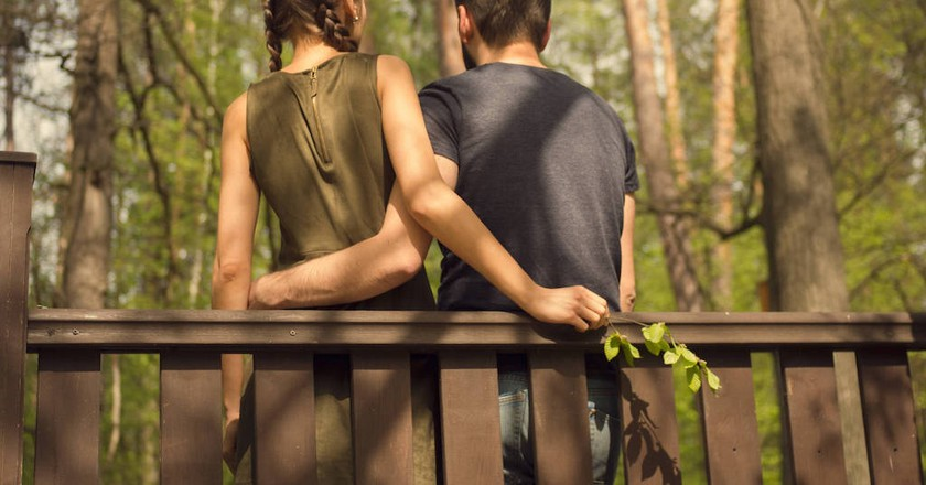 Dating couple | © Wyatt Fisher / Flickr