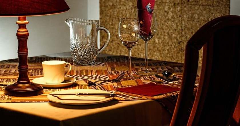 Dinner Table   © Pixabay