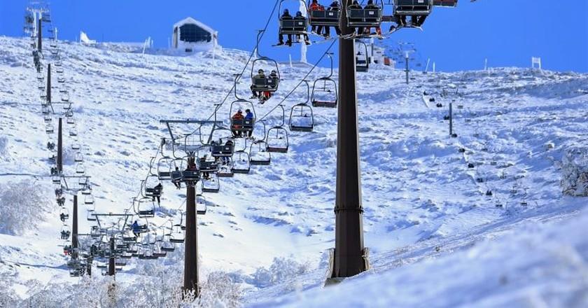 Mount Hermon Ski Resort, in Israel's far north | © Shai Kedar