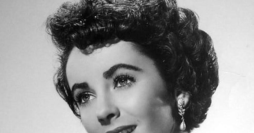 Elizabeth Taylor    © Wikimedia Commons