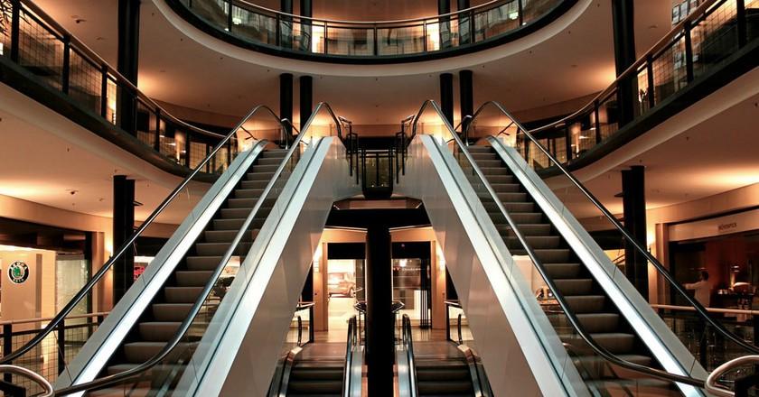 Shopping mall |