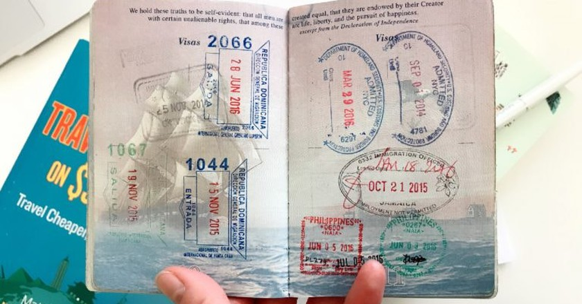 Passport  | © Nikki Vargas/Culture Trip