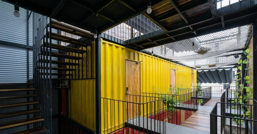 Container home | © Ccasa Hostel/Facebook