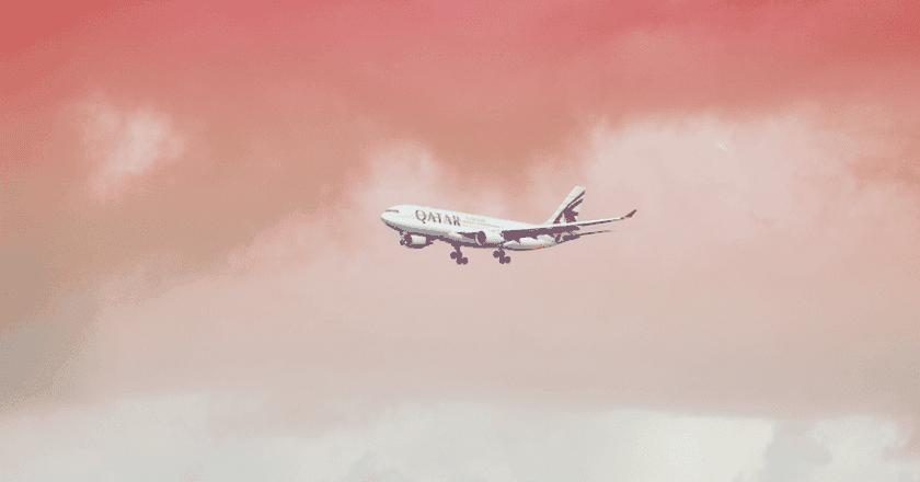 Qatar Airlines   ©  Ahmed Saffu/Unsplash