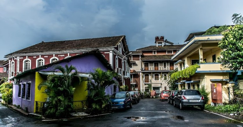 Fontainhas is India's only Latin Quarter | © Navin Sigamany/Flickr