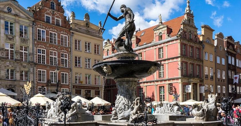 Gdańsk |  © jenszhonk / Pixabay