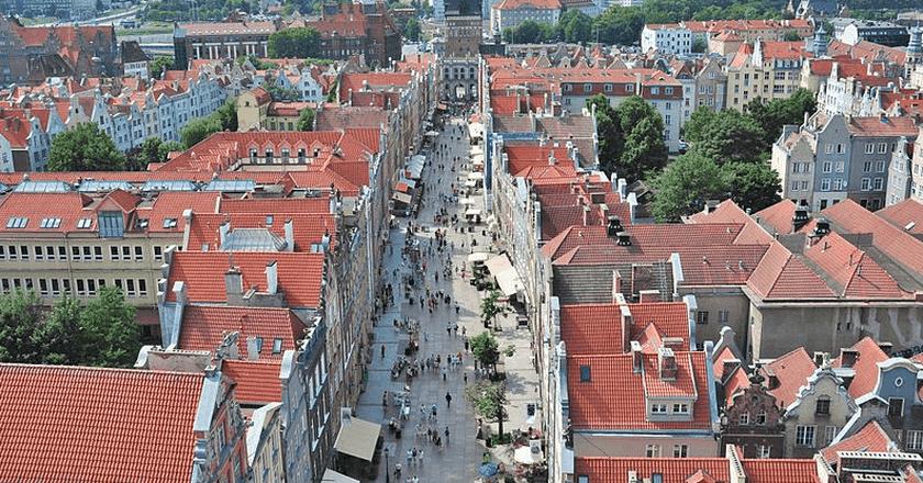 A Tour of Gdańsk's Architectural Landmarks