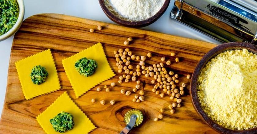 Vegan Pasta   Courtesy of Gogo Vego