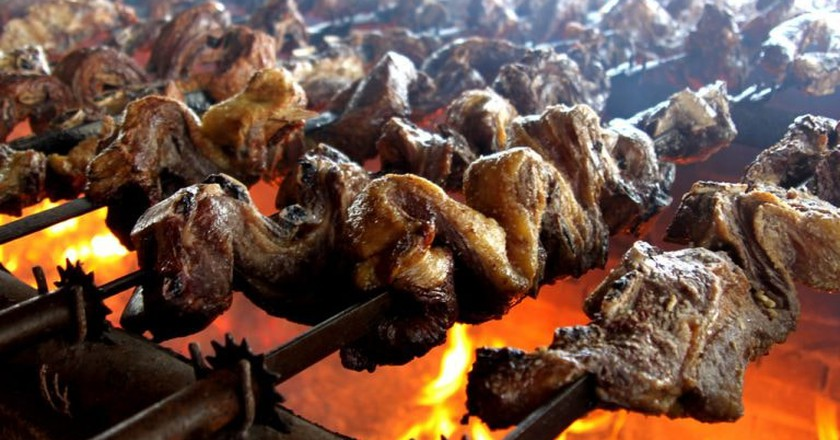 Meat in Argentina, all day every day | © Hamner_Fotos/Flickr