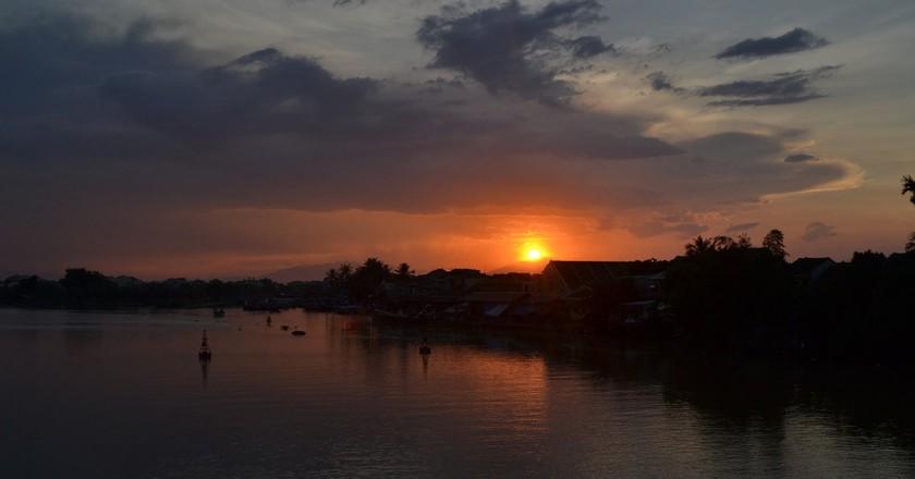 A Hoi An Sunset   © Loi Nguyen Duc/Flickr