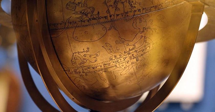 Globe|©Sailko/WikiCommons