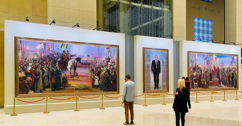 The National Museum of the Republic of Kazakhstan |© Jade Cuttle