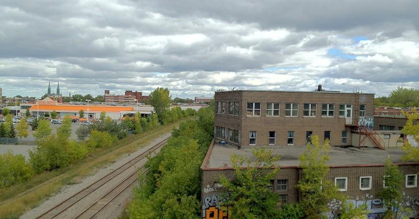 Industrial views of Montreal | © sprklg / Flickr