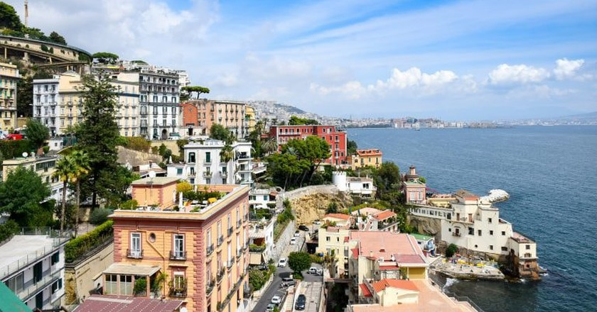The Bay of Naples   ML5909/Pixabay