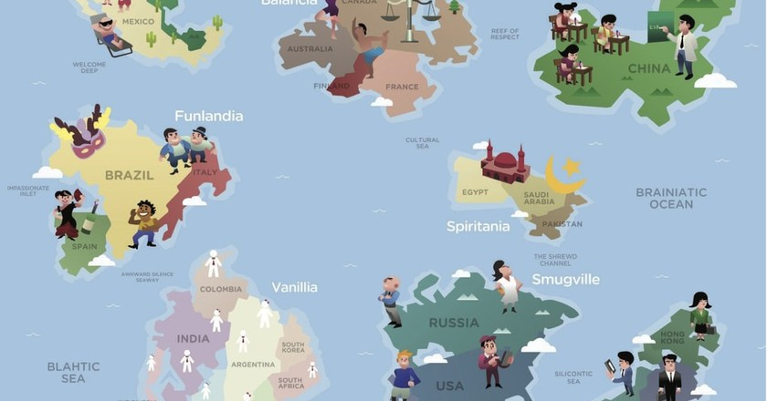 Stereotype Map |© JWT