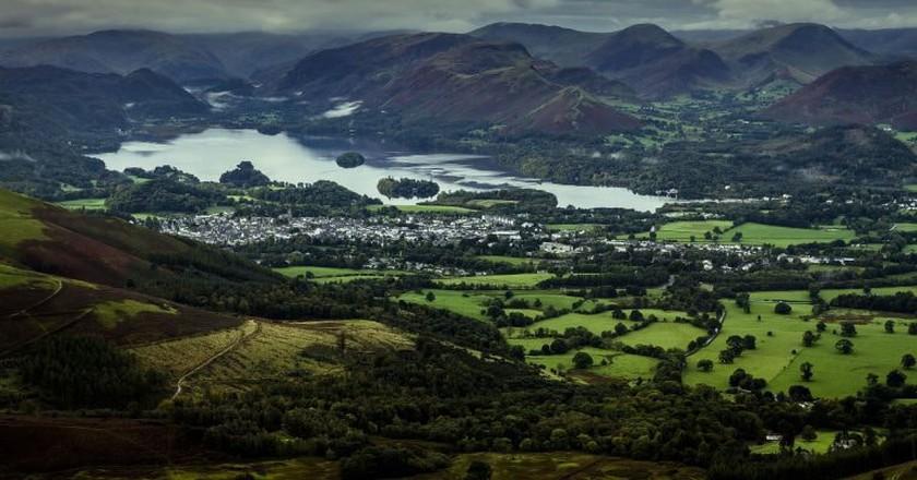 Keswick in the Lake District   © Pixabay