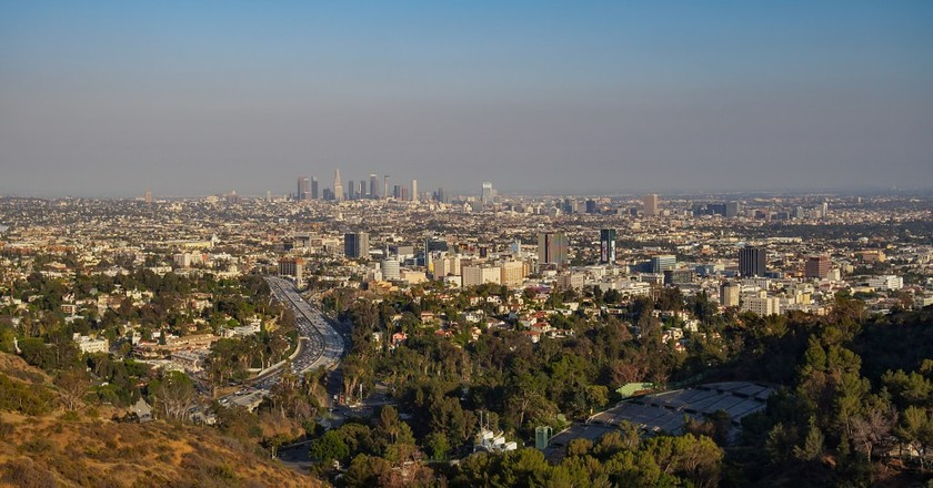Los Angeles Basin | © Anthony Kernich/Flickr