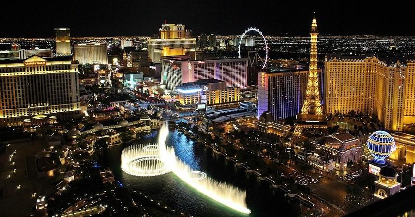 Las Vegas   © YS-Park / Pixabay
