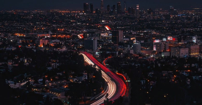 Los Angeles has the worst traffic problems in the world, according to some studies. | © 12019/Pixabay
