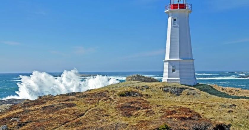 A Tour of Nova Scotia's Lighthouses