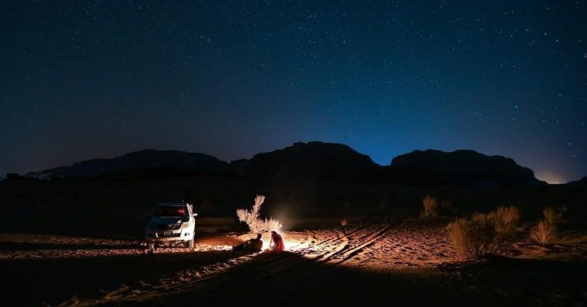 Making tea under the stars   ©soomness:flickr