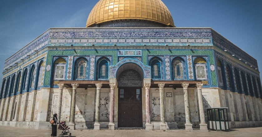 The Most Famous Mosques in Israel