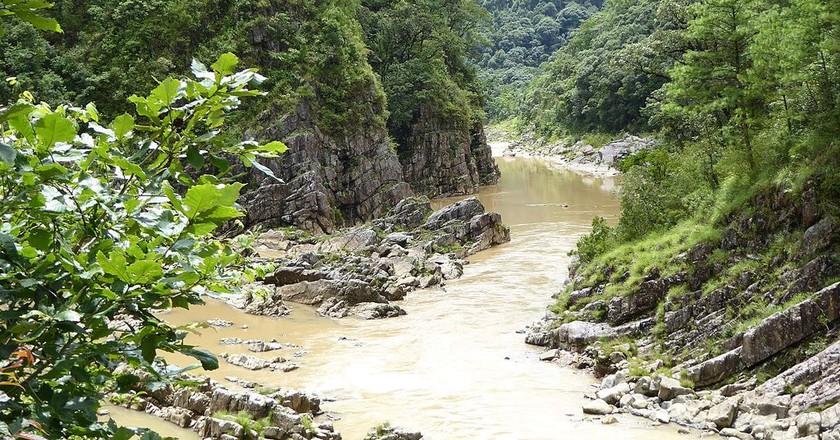 Mawphlang Sacred Forest   © Prida Ariani / Wikimedia Commons