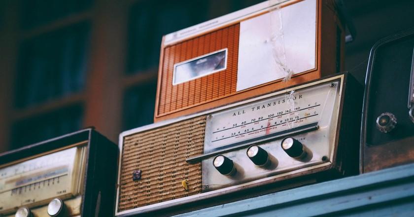 Radio   Public Domain \ Pixabay