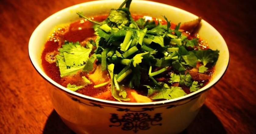 Courtesy of Tangdou Xiansheng Shaomai and Lamb Chops