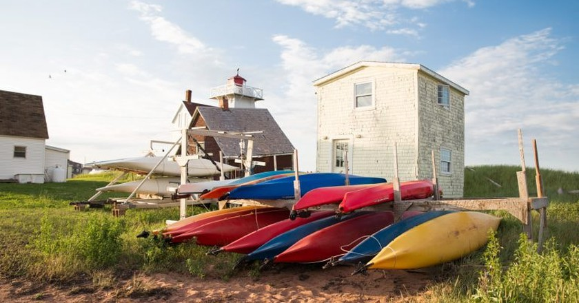 ©Tourism PEI / Carrie Gregory